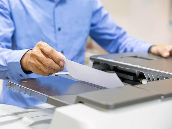 Distribuidor de fotocopiadoras en Dos Hermanas