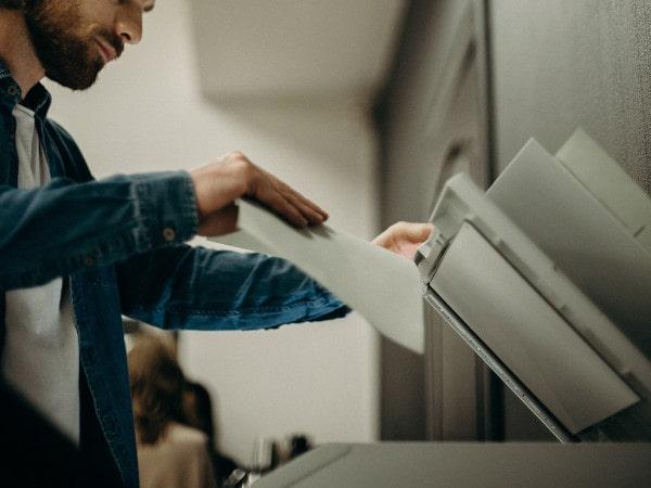 Distribuidor de fotocopiadoras en Lebrija