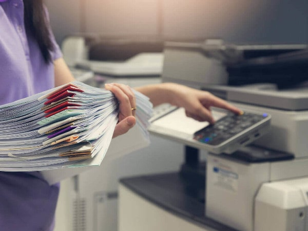 Distribuidor de fotocopiadoras en Los palacios y Villafranca